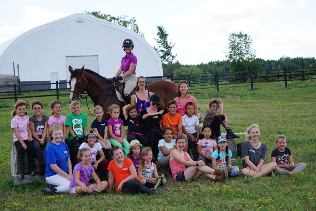 Horse Riding Summer Camp Ottawa