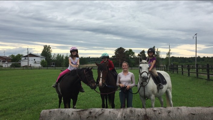 Ottawa Summer Kids Camp Horse Back Riding Equestrian